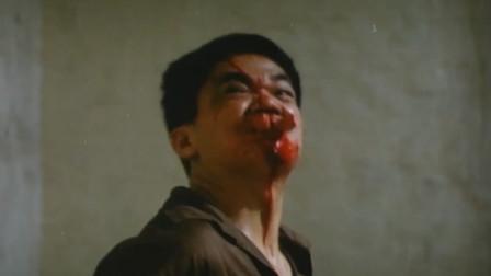 再世追魂:傻标哥疯了,在里戳瞎了狱警的眼睛,还咬断狱警的手指!