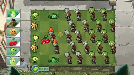 植物大战僵尸2: 绿巨人和菜问的完美结合