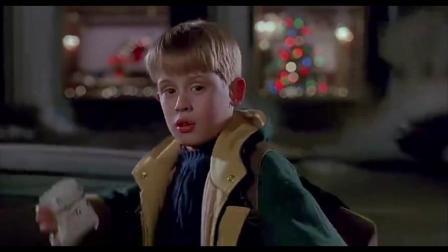 小鬼当家2熊孩子圣诞大战劲爆开启,智斗笨贼,惊心动魄
