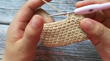 钩针编织简单小花样