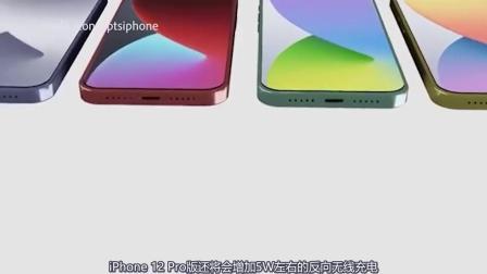 iPhone 12 Pro玻璃背板曝光,逼你买顶配版,6.7英寸独享ToF