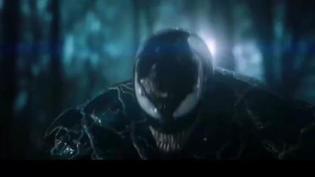 毒液2:毒液为拯救地球,与超强同类PK厮,场面震撼