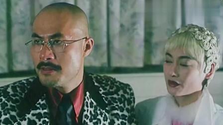 龙在少林:兄弟2人竞拍佛头各显神通,结果没想到元彪拍下,却让徐锦江付钱
