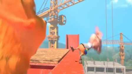 获奖动画短片:《误入歧途》。