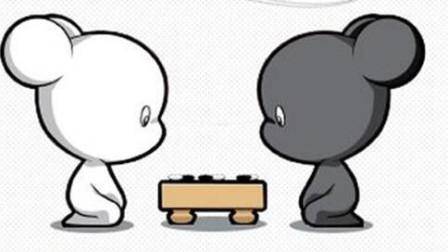 【吃子优势的假象】李老师少儿围棋课堂(适合1段-3段)复盘讲解