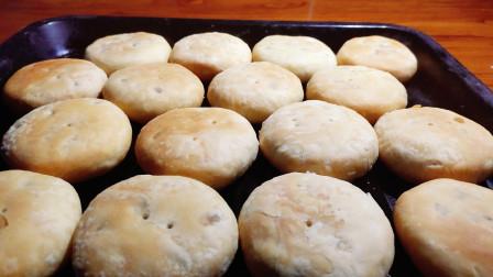 """传统""""酥皮五仁月饼,""""中秋节自己在家动手做,真材实料味道好"""