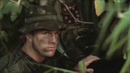 一部火爆经典的越南战争片,战斗场面猛烈现在难以超越