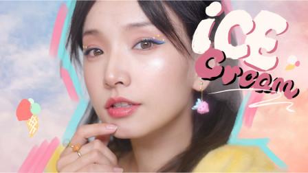 blackpink   Ice cream MV仿妆