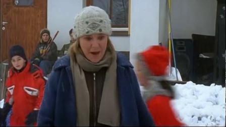天堂来客:妈妈看到残疾的儿子竟然在滑雪,紧张到丢下车就走了