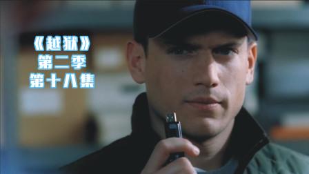 《越狱》第二季第十八集,保险柜中的录音无效,不能作为有利证据