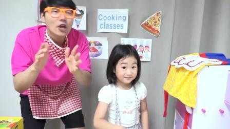 国外儿童时尚,小公主送给小朋友生日蛋糕_5
