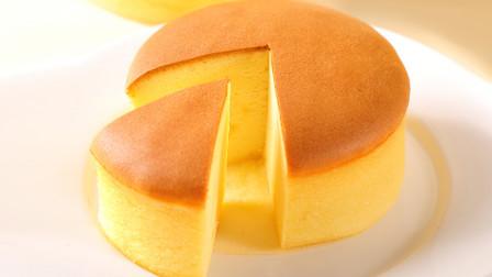 教你做美味鸡蛋糕,干净卫生,无添加剂,健康又美味,入口即化