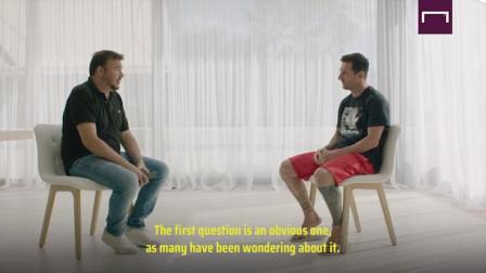 梅西:输拜仁≠离队原因 只觉得梅西时代已终结!主席没遵守承诺