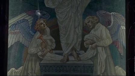 天堂来客:约翰完成上帝的任务,竟然变回天使,原来他不是神经病