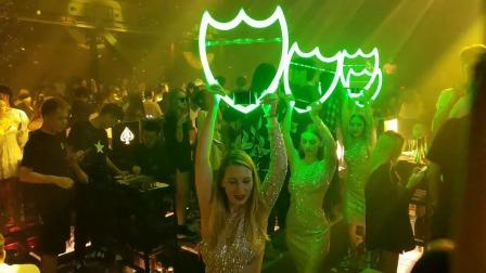 深圳宝安顶尖酒吧:M1!舞池里的美女很疯狂,市里的美女都在这