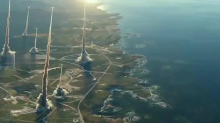 电影:全球爆发核战争,多个国家发射核武器,地球几乎毁灭