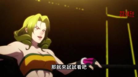 高校之神:剑术pk拳击,精彩哟!