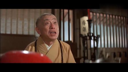 老电影,少林寺练轻功天天坑里跳来跳去,却不如晒经书的轻功好