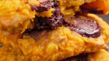 我不要节食 我还要健康瘦 巧克力南瓜燕麦饼干 可代餐