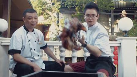味道中国:老师傅做烤乳猪20余年,得了一身的病,真是让人心疼!