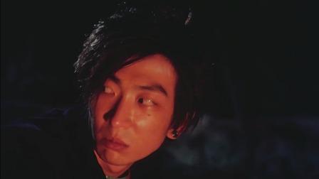幽灵人间:大家吃烧烤,奕迅讲鬼故事给李灿森吓坏了,手都发抖!