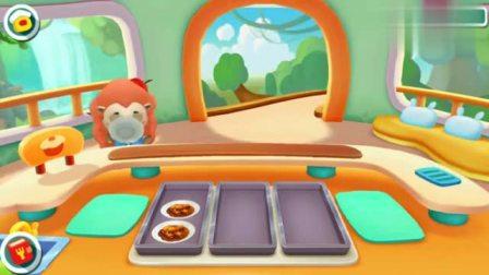 宝宝巴士:奇妙料理餐厅妙妙和美味的排骨