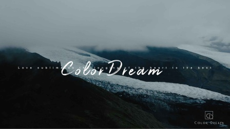 ColorDream创始人档婚礼