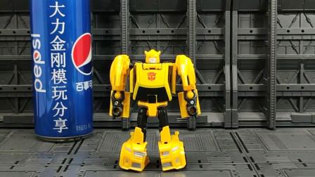 变形金刚:泰坦归来大黄蜂