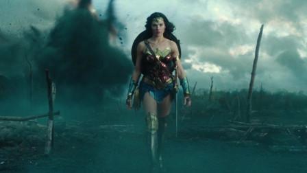 神奇女侠超燃混剪,化身正义于一身的地球守护者