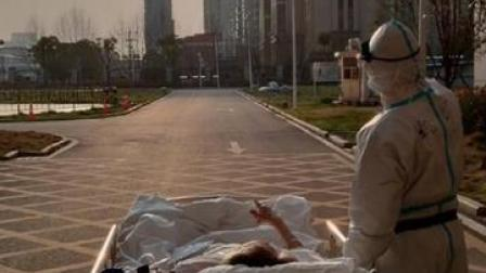 """泪目!武汉""""落日余晖照""""主角重逢,再度携手看夕阳。真好❤️"""