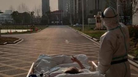 武汉战疫期间,感动亿万人的落日余晖主角重逢了!