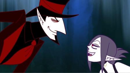 吸血鬼和女孩儿约会跳舞,结果演变成大型家暴现场《筷子吸血鬼》