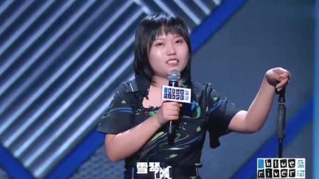 《脱口秀大会》:李雪琴这个剧情反转的故事,张萌直接发出进剧组邀请,厉害!