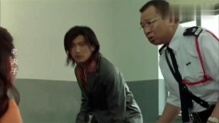 老夫子:张柏芝被,吓得直接警局报案,结果谢霆锋是