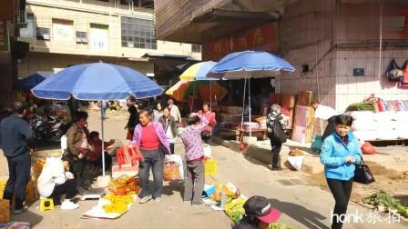 实拍广东肇庆封开县城,和广西梧州交界,是岭南文化的发祥地之一
