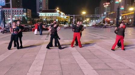 水兵舞《呀拉索》延吉市舞动青春水兵舞团