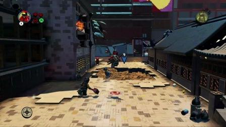 幻影忍者 第一季 switch版 凯与寇成功找到机甲
