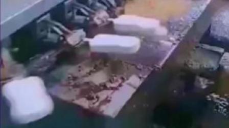 雪糕脆皮生产过程,食品安全不能儿戏@河南都市爆料