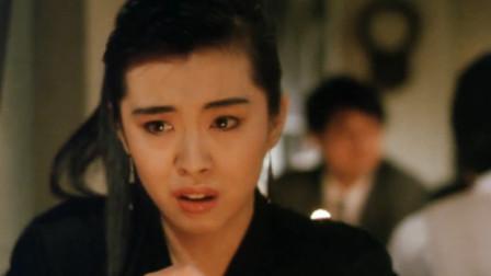 发哥太坏了,在王祖贤生日蛋糕上点几十根蜡烛,女神都气哭