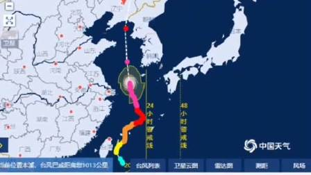 中国天气台风网,预测巴威基本在辽宁东部及朝鲜登录了你们提前下班的愿望破灭了,老实上班吧