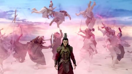 琉璃结局:罗喉计都带司凤攻入天宫,打破天界屏障,和柏麟帝君清算这千年积怨