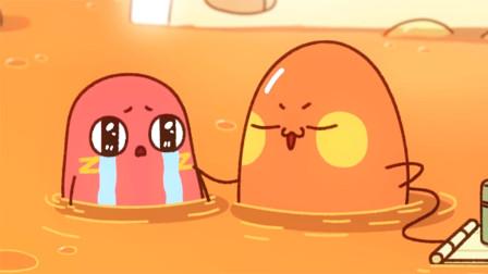 你喝下去的麻辣烫,全是它们的洗澡水,看这颗豆子的姿势就懂了!