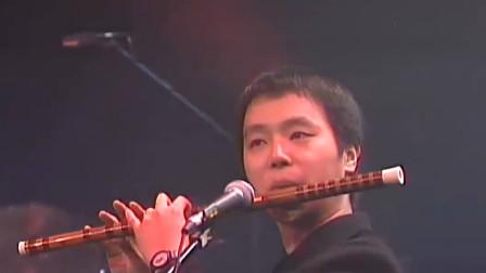 窦唯当年助阵陈琳,笛子伴奏已成经典绝唱,这场面此生难见一回