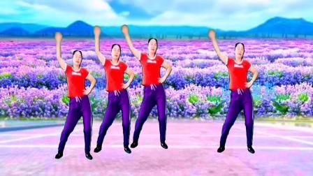 健身操《为爱流泪的女人》完整版,零基础减肥塑型,健康最快乐