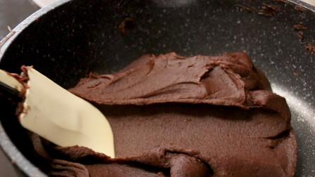 红豆沙馅的做法,步骤和配方都告诉你,香甜细腻好吃,2分钟学会