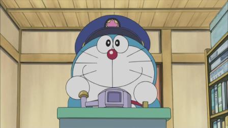 哆啦A梦 第五季 野比家号樱花列车出发啦,大雄不开心吗