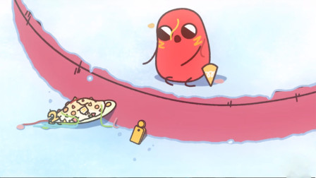 红小豆过2岁生日,愿望竟是被人吃掉,见到一柄勺子后它笑了