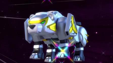 神兽金刚:敌人用了倍化星,变大了自个儿,看起来特不是凶狠