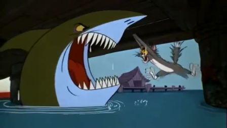 猫和老鼠行走江湖找汤姆猫,什么都不需要,只要一块木板