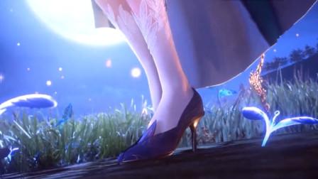 斗罗大陆:你最爱的美腿高跟鞋!绝美阿银全镜头!唐昊一怒为红颜!